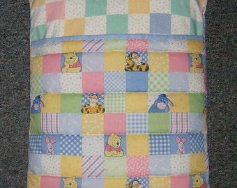 Winnie the Pooh Child/Infant Pillowcase Sleeping Bag/Sack/Nursing Pillow