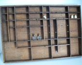 vintage assemblage display box . wooden divided box for display . vintage shadow box vintage wooden curio drawer vintage letter press drawer