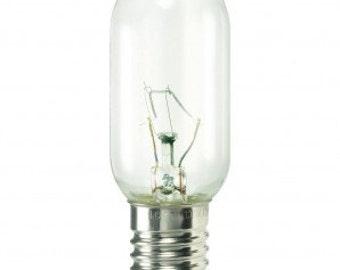 40 Watt Intermediate Base Light Bulb e17 40 watt intermediate T8 40W bulb Clear