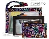 Travel Trio TSA Compliant Carry On Bags