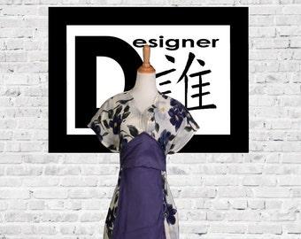 DW: Dress002 Floral Print