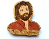 Kris Kristofferson magnet