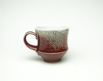Copper Red Mug