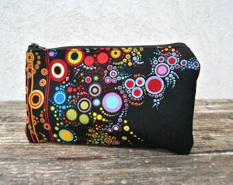 Fantasy pencil case, zipper pouch, make up bag Pencil School Supplies Bag, Women gift, Best Friend, Pochette, Accessories