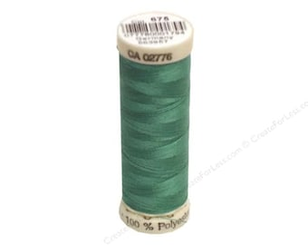 Guttermann Thread-All Sew Polyester Thread-#675-Jade