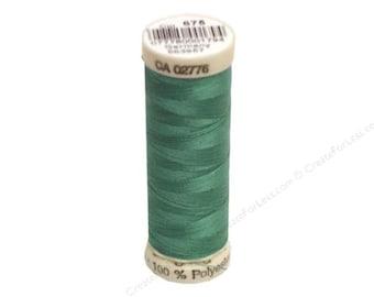 Guttermann Thread-All Sew Polyester Thread-#675-Jade