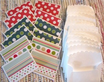 Little Note Cards and Envelopes  Set of 12  Package  #7