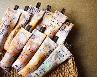 Lavender sachet.  Lavender bag. linen scent bag / ETHNICS MOMENTS