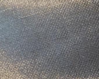 Lame metallic visual arts etsy studio for Sheer galaxy fabric