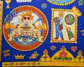 Mary Engelbriet Queen Fabric