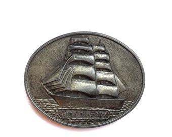 The Tall Ships Belt Buckle