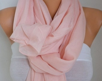 Pastel Tones Cotton Scarf Soft Shawl,Summer Cowl Oversized Beach Wrap Gift Ideas For Her Women Fashion Accessories,Birthday Gift Scarves