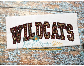 Wildcats Arched