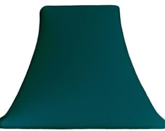 Teal - SLIP COVERS for lampshades