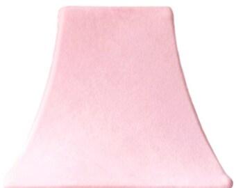 Princess Pink Velvet - SLIP COVERS for lampshades