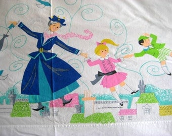 Mary Poppins Fabric Etsy