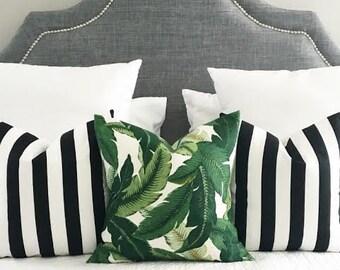 Indoor / Outdoor  Decorative Pillow Cover,Available In All Sizes, Decorative Pillow Covers, Throw Pillow,Pillows