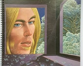 Gregg Allman Recycled Record Album Cover Book