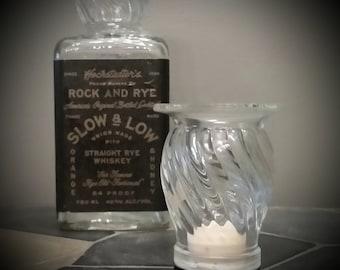Whiskey Bottle Top Shot Glass