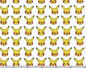 Pokemon - Pikachu White by The Pokemon Co. from Robert Kaufman