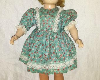 Vintage 1948 Madame Alexander Doll 16 inch Unmarked Margaret Face