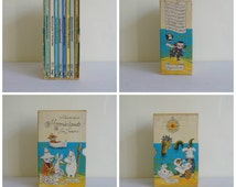 Moomin Box Set Penguin Books Circa 1970 - Adventures in Moominland