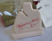 Vintage Dritz Thread-a- Matic automatic needle threader in original packaging