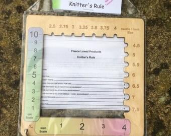 Knitters rule