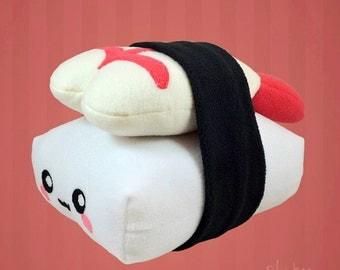 Nigiri Sushi pillow / plush toy / decor pillow / cushion