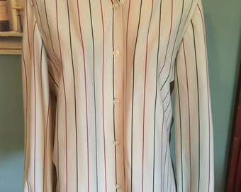 Vintage 60's Blouse, size Small