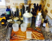 DIY Soy/Coconut Wax Candle Making Kit