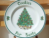 Cookies & Milk for Santa  Johnson Brothers Victorian Christmas England