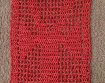 Egyption Anke fillet crochet