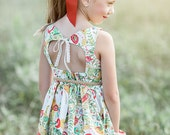 NEW: June Dress PDF Sewing Pattern & Tutorial, All sizes 2-10 Included
