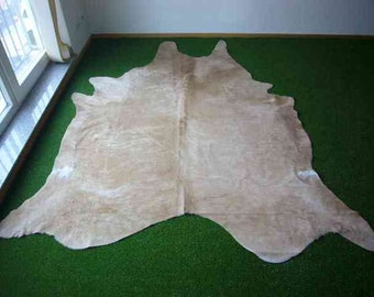 Cowhide Natural Sample 1