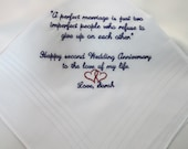 Embroidered Handkerchief ...