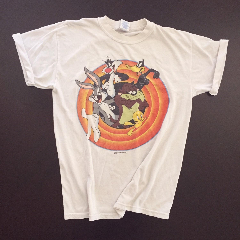 vintage looney tunes 90 s shirt