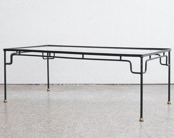 Mid Century Minimalist Coffee Table