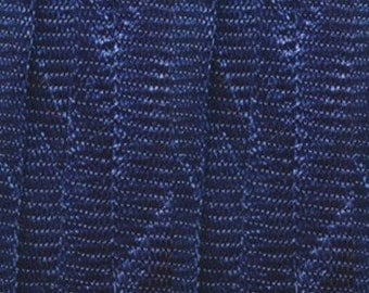 Katia Chic Ribbon Yarn - Bulky Weight - Blue