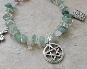Green Witch Bracelet