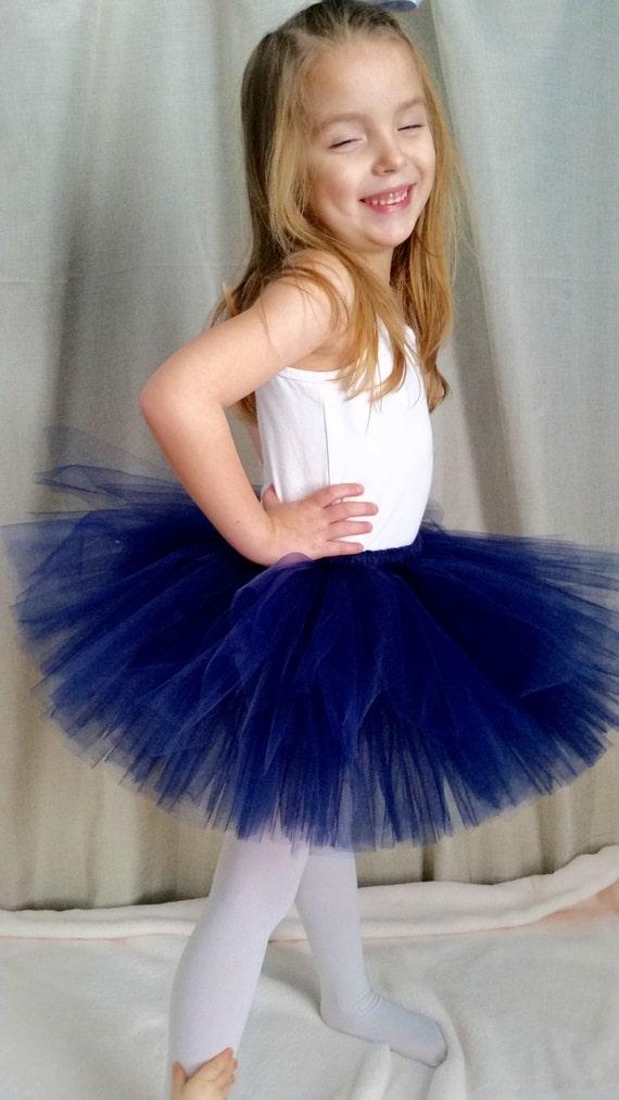 navy blue tutu baby toddler tutu skirt sailor baby