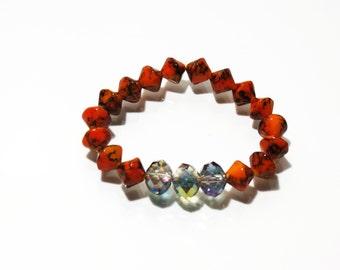 Bracelet Stack, Stretch Bracelets, Stackable Bracelets