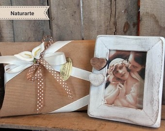 Picture frame shabby style