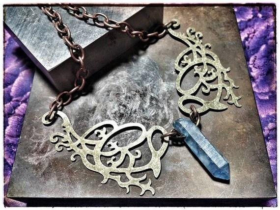 Filigree Elven Necklace