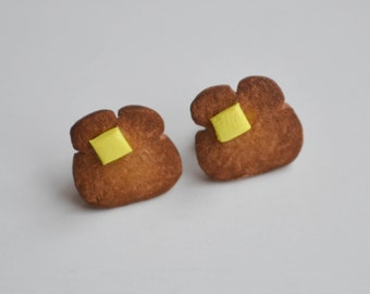 Toast and Butter Earrings