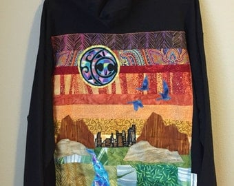 SALE String Cheese Incident hoodie size XL