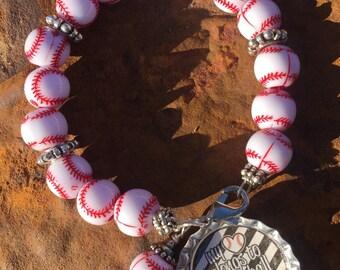 Baseball Bracelets