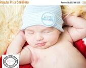 SALE Little Brother Newborn Hat newborn hospital hat infanteenie beanie hospital hat baby boy hat newborn beanie little brother hat