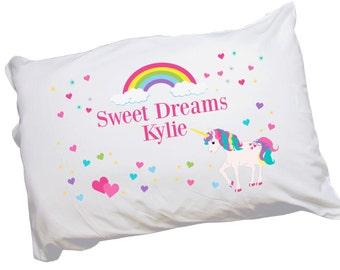 unicorn pillow  etsy