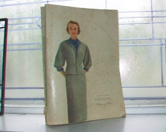 Vintage 1954 Montgomery Ward Catalogue Spring and Summer